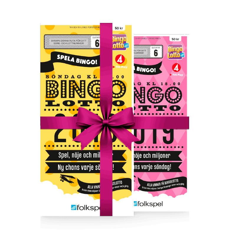 BingoLotto Prenumeration
