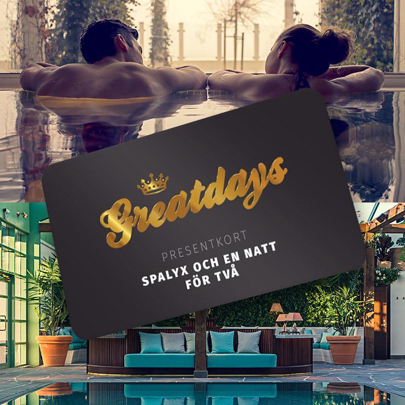 Greatdays, Spalyx och en natt för två