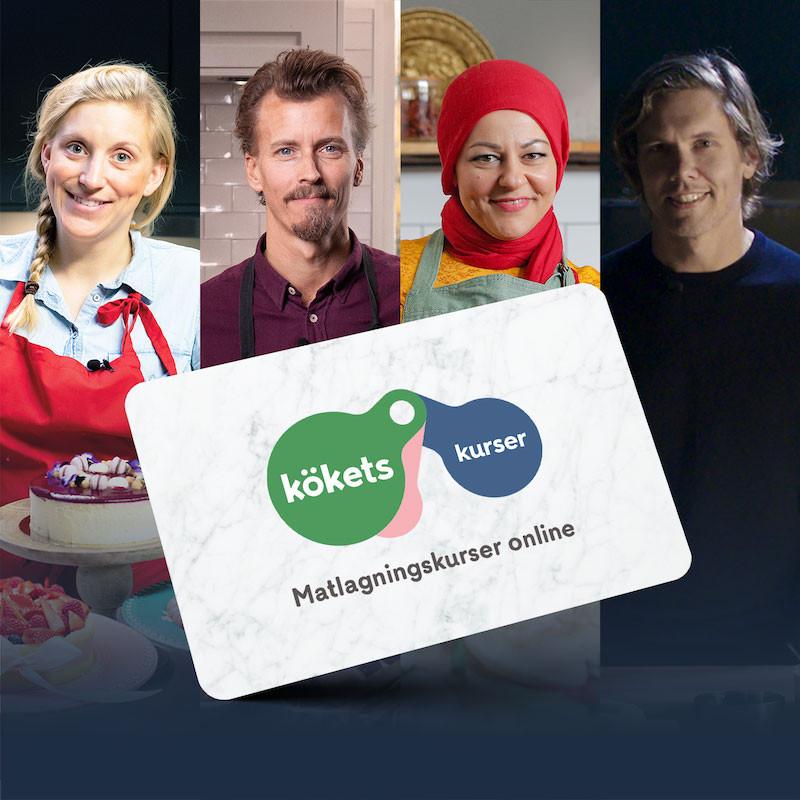 Onlinekurs Köket.se
