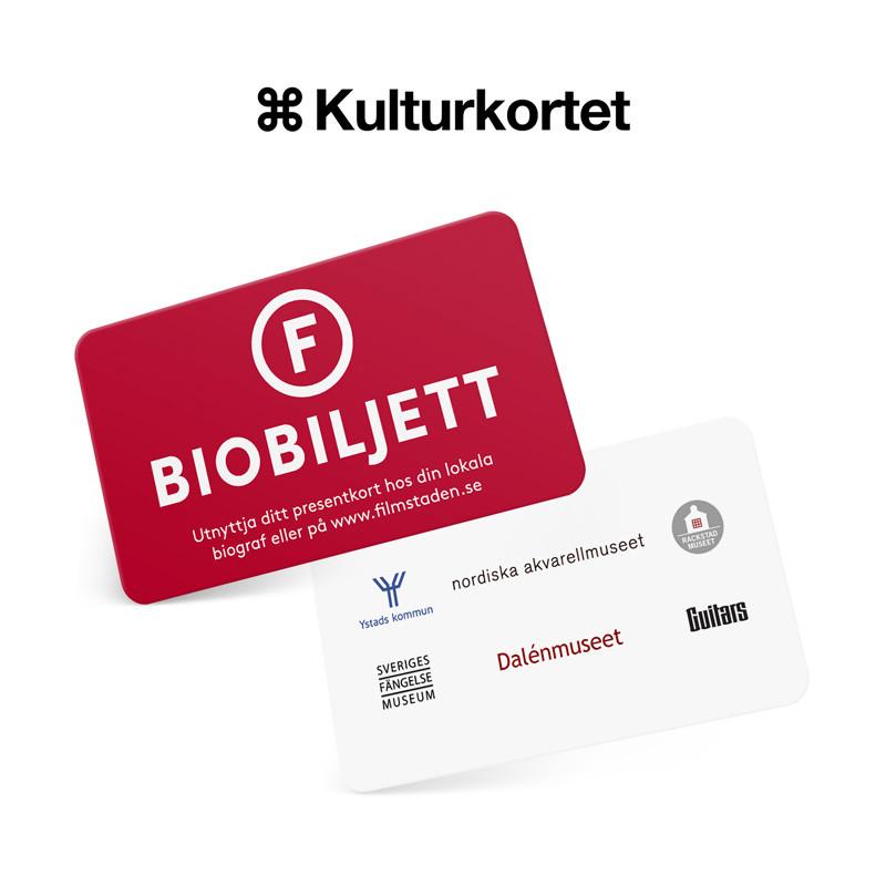 Bio & Kulturkortet