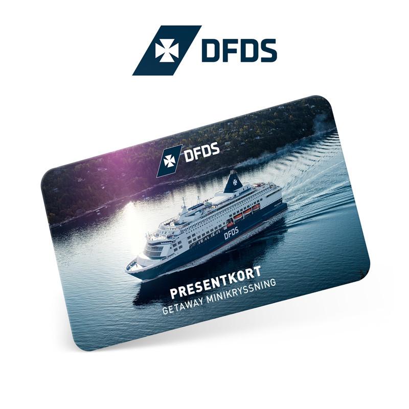 DFDS Getaway Minikryssning