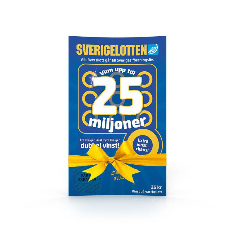 Sverigelotten Prenumeration